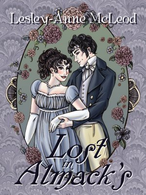 REVIEW: Lost in Almack's by Lesley-Anne McLeod