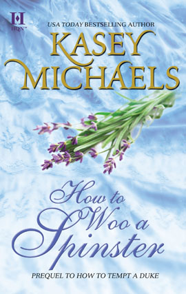 REVIEW: How to Woo a Spinster by Kasey Michaels
