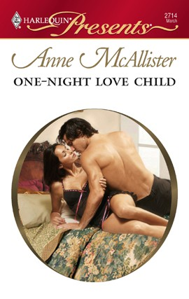 REVIEW: One-Night Love Child by Anne McAllister