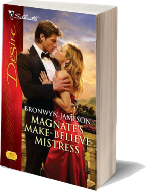 REVIEW: Magnate's Make-Believe Mistress by Bronwyn Jameson