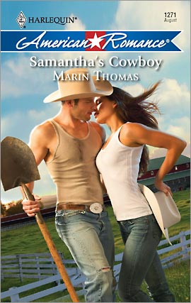 REVIEW: Samantha's Cowboy by Marin Thomas