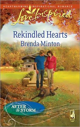 REVIEW: Rekindled Hearts by Brenda Minton
