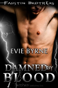 REVIEW:  Damned by Blood by Evie Byrne