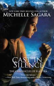 Cast in Silence by Michelle Sagara