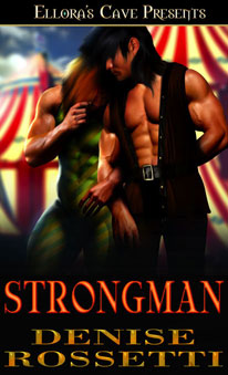 REVIEW: Strongman by Denise Rossetti