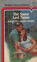 REVIEW: The Same Last Name by Kathleen Gilles Seidel
