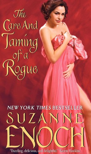 REVIEW: The Care and Taming of the Rogue by Suzanne Enoch