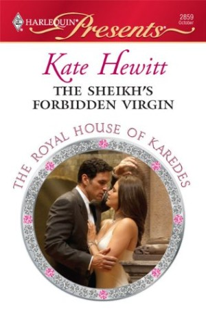 REVIEW: Sheikh's Forbidden Virgin by Kate Hewitt