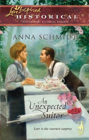 REVIEW: An Unexpected Suitor by Anna Schmidt