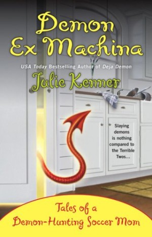 REVIEW: Demon Ex Machina by Julie Kenner