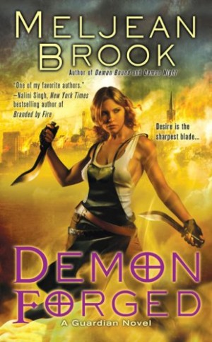 GUEST REVIEW: Demon Forged by Meljean Brook