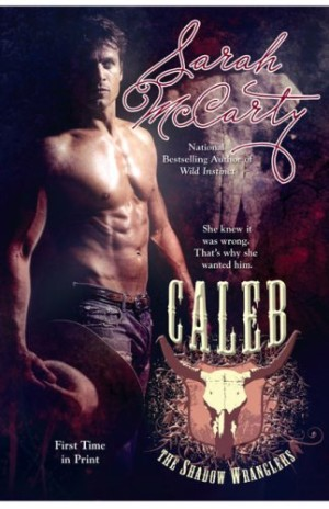 REVIEW: Caleb by Sarah McCarty