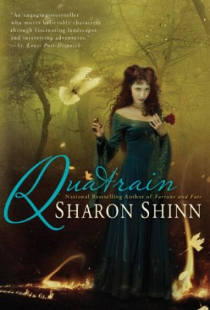 REVIEW: Quatrain by Sharon Shinn