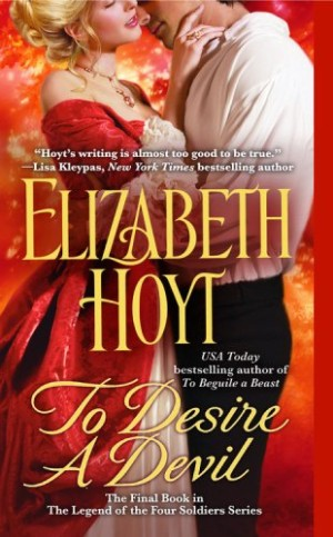 REVIEW: To Desire a Devil by Elizabeth Hoyt