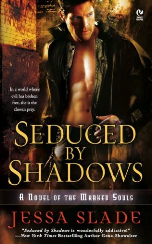 REVIEW:  Seduced by Shadows by Jessa Slade
