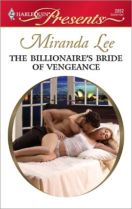 REVIEW:  Billionaire's Bride of Vengeance by Miranda Lee