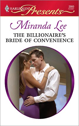 REVIEW: Billionaire's Bride of Convenience by Miranda Lee