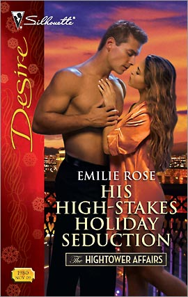 REVIEW: His High-Stakes Holiday Seduction by Emilie Rose