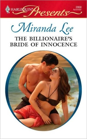 REVIEW:  Billionaire's Bride of Innocence by Miranda Lee