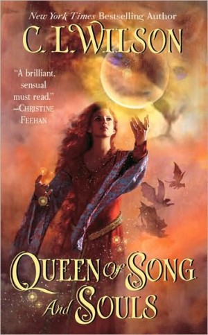REVIEW & Giveaway: Queen of Song and Souls by CL Wilson