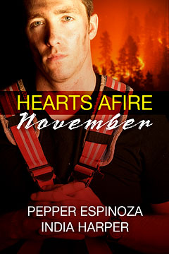 REVIEW: Hearts Afire: April by Emery Sanborne and Jaime Craig