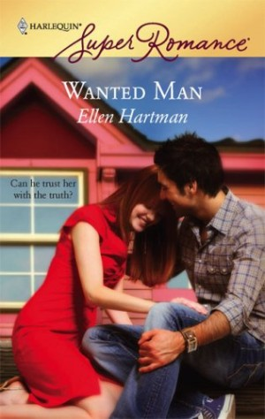 REVIEW: A Wanted Man by Ellen Hartman
