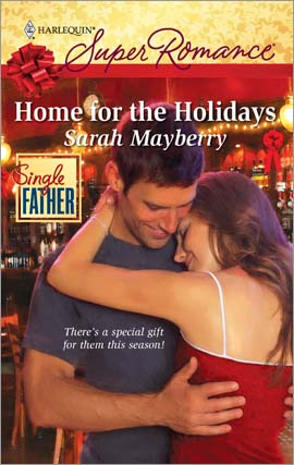 REVIEW: Home for the Holidays by Sarah Mayberry