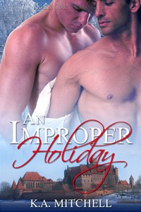REVIEW: An Improper Holiday by K.A. Mitchell