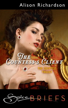 REVIEW: The Countess's Client by Alison Richardson