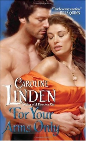 REVIEW: For Your Arms Only by Caroline Linden