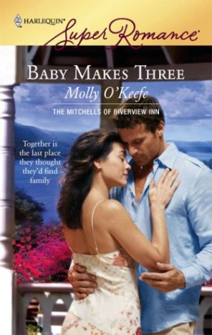 REVIEW: Baby Makes Three by Molly O'Keefe