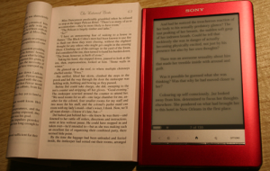 REVIEW: Sony Reader Touch Edition
