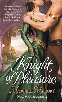 REVIEW: Knight of Pleasure by Margaret Mallory