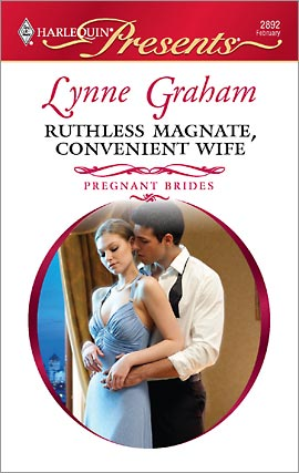 REVIEW:  Ruthless Magnate, Convenient Wife by Lynne Graham