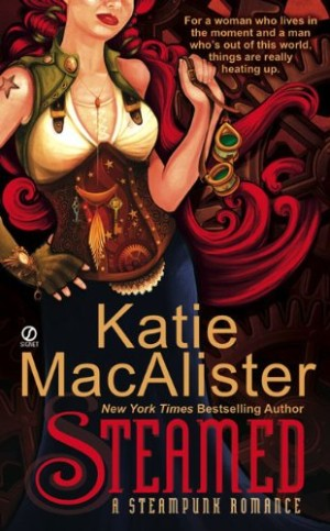 REVIEW: Steamed by Katie MacAlister