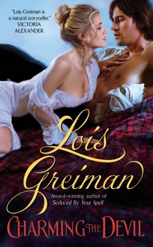 REVIEW:  Charming the Devil by Lois Greiman