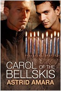 REVIEW: Carol of the Bellskis by Astrid Amara