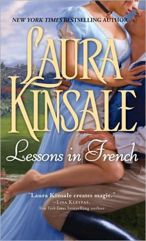 CONVERSATIONAL REVIEW: Lessons in French by Laura Kinsale