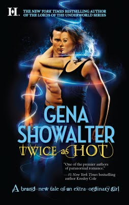 REVIEW: Twice as Hot by Gena Showalter