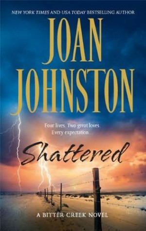 REVIEW: Shattered by Joan Johnston
