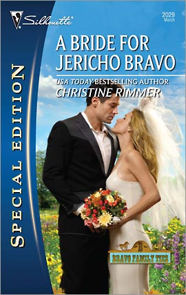 REVIEW: A Bride for Jericho Bravo by Christine Rimmer