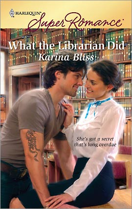 REVIEW: What the Librarian Did by Karina Bliss