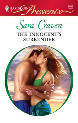 REVIEW:  The Innocent's Surrender by Sara Craven
