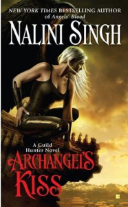 Archangel's Kiss by Nalini Singh cover