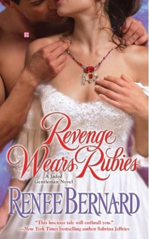 REVIEW: Revenge Wears Rubies by Renee Bernard