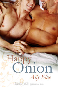 REVIEW: The Happy Onion by Ally Blue