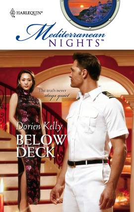 REVIEW: Below Deck by Dorien Kelly