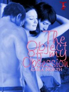 The Object Of My Obsession by Cara North