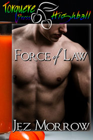 REVIEW: Force of Law by Jez Morrow