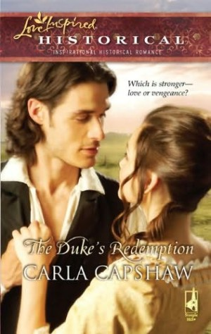 REVIEW: The Duke's Redemption by Carla Capshaw
